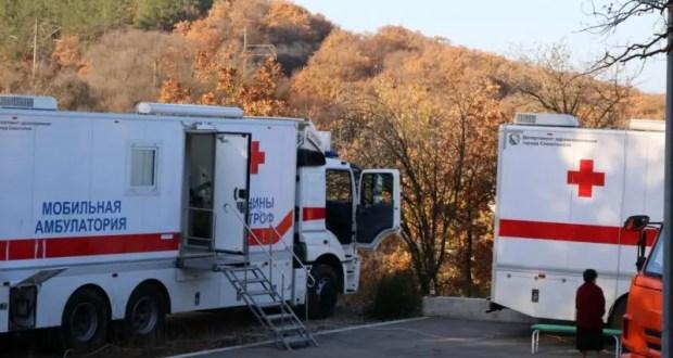 В отдалённых районах Севастополя будут работать две мобильные амбулатории