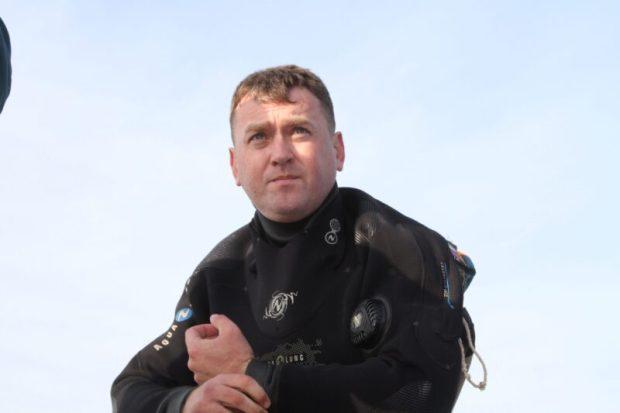 В акватории мыса Херсонес взорвали немецкую авиабомбу