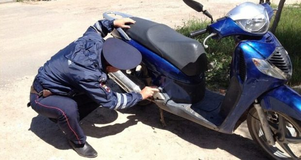 Сотрудники ГИБДД в Нижнегорском районе Крыма поймали пьяного водителя-«рецидивиста»