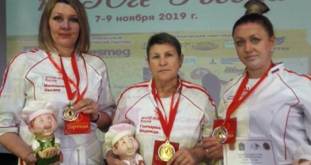 А крымчане - молодцы! Команда пекарей «Тортида» - чемпионы Юга России по хлебопечению