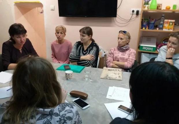Нотариусы Севастополя провели две встречи, посвященные проблемам детей