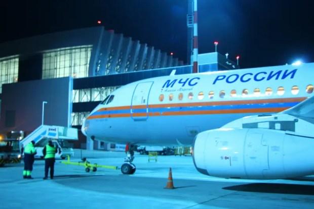 Из Крыма в Москву эвакуировали тяжелобольного ребёнка