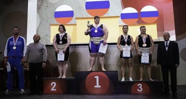У сумоистов из Севастополя - медали Кубка Европы