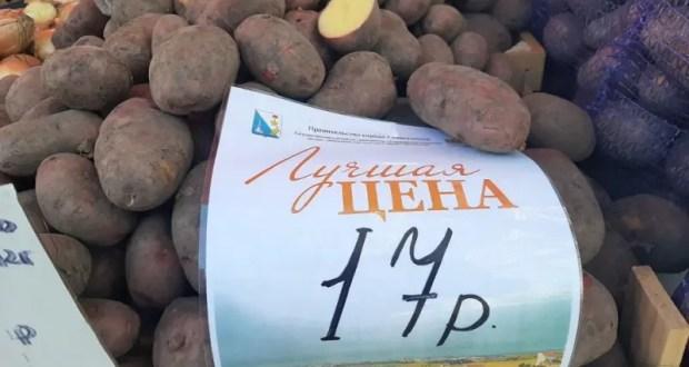 5 декабря в Симферополе – большая сельхозярмарка. Где именно будут торговать