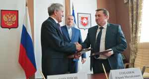 В Правительстве Крыма подписано соглашение о сотрудничестве с организацией «Герои Отечества»