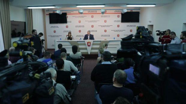 Сергей Аксёнов в ходе итоговой пресс-конференции ответил на вопросы журналистов