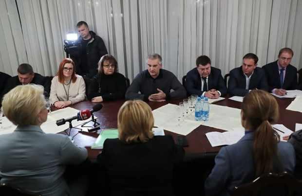 В Крыму побывала Министр здравоохранения России Вероника Скворцова