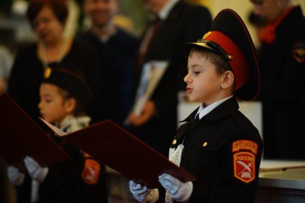 В Ливадийском дворе примут Присягу учащиеся кадетских классов