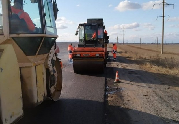 Какие дороги в Крыму отремонтируют в декабре
