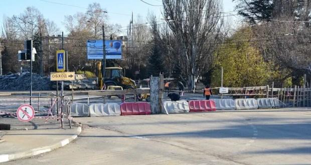 «Больная тема» для Симферополя – мост на улице Гагарина. Хороших новостей мало