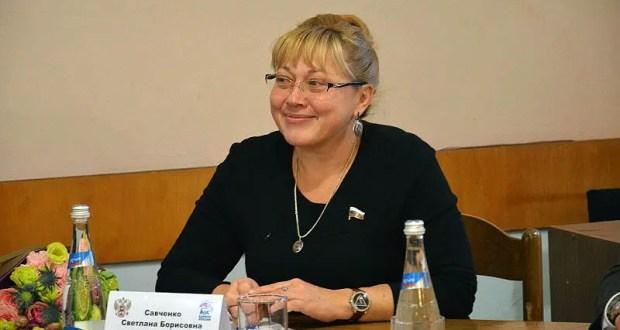 Депутат Госдумы Светлана Савченко назвала трагифарсом вынесенный ей в Киеве заочный приговор
