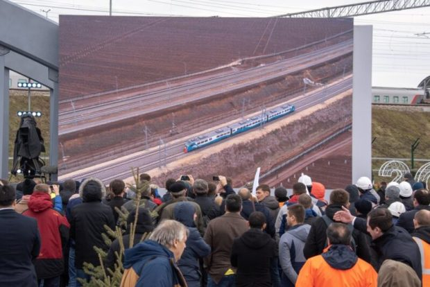Власти Севастополя оценили железнодорожную часть Крымского моста