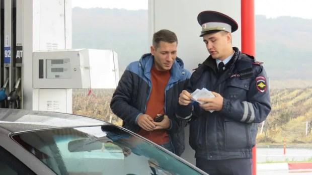 """В Севастополе стартовала кампания """"Сообщи о пьяном водителе"""""""