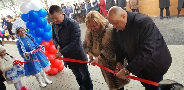 В Керчи открыли новый корпус детского сада «Звоночек»
