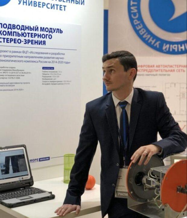 Севастопольские учёные разработали подводный модуль компьютерного стереозрения