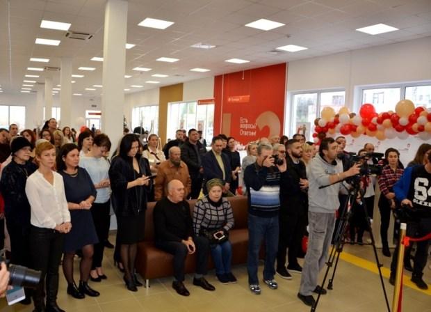 В Евпатории торжественно открыли новое здание МФЦ «Мои документы»