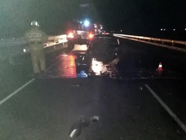 "ДТП на трассе ""Таврида"": столкнулись легковушка и грузовик. Пострадала женщина"