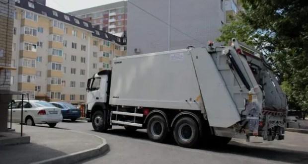 Мусоровозы HIDRO-MAK обеспечат чистоту в городе в любое время года
