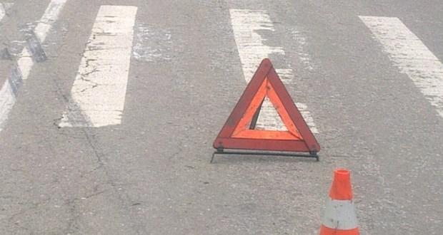 В Симферополе в аварии пострадал несовершеннолетний пешеход