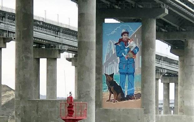 Стройка века завершена, Мостик скучает, а 30 собак со строительства Крымского моста ищут хозяев