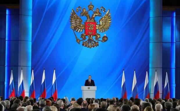 Послание Президента России Федеральному собранию. Ключевые тезисы