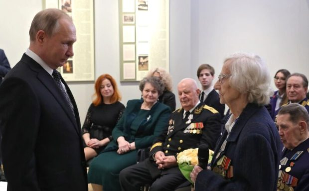Ко Дню победы все ветераны Великой Отечественной войны получат по 75 тысяч рублей