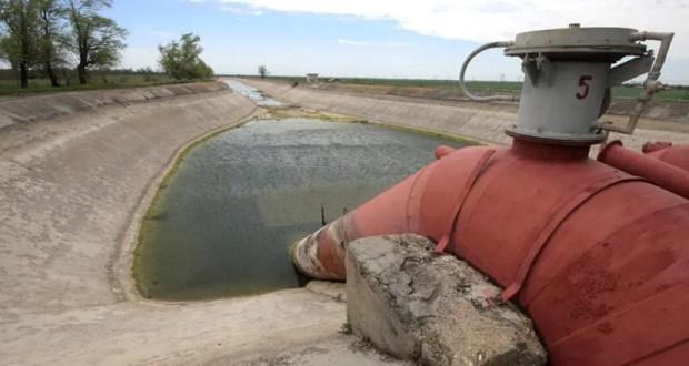 СБУ напряглась: жители Херсонской области могут дать воду в Крым. Не иначе как «происки ФСБ»