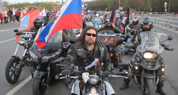 18 марта «Ночные волки» устроят мотопробег по случаю годовщины Русской весны в Крыму
