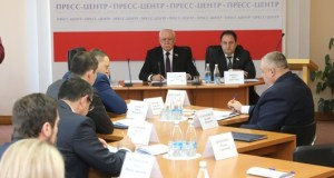 В Госсовете Крыма обсудили строительство объектов ФЦП в сфере обеспечения межнационального единства