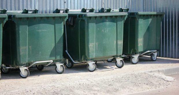 В Симферополе установят 650 пластиковых евроконтейнеров для мусора