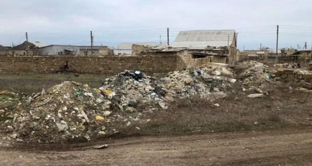 В микрорайне Исмаил-Бей в Евпатории выявили несанкционированные свалки