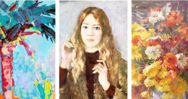 14 февраля в Симферопольском художественном музее - выставка крымских художниц