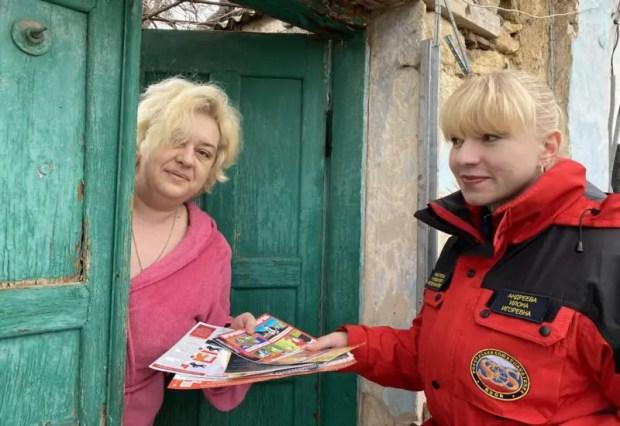 Безопасные праздники: спасатели Севастополя выходят в рейды в целях предотвращения пожаров