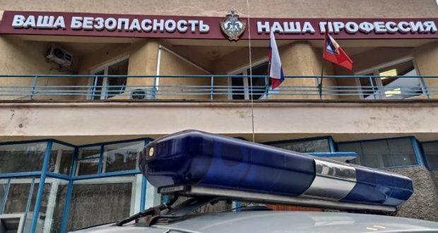 В Севастополе задержан мужчина, находившийся в федеральном розыске. Украл бутылку водки