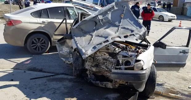 Смертельное ДТП в Судаке: в столкновении трех автомобилей погибла женщина