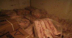 В Крыму уничтожили 6 тонн сомнительного мяса