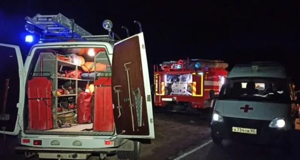 Смертельное ДТП на трассе «Евпатория – Черноморское»: погибли мужчина и ребенок, еще пятеро пострадали