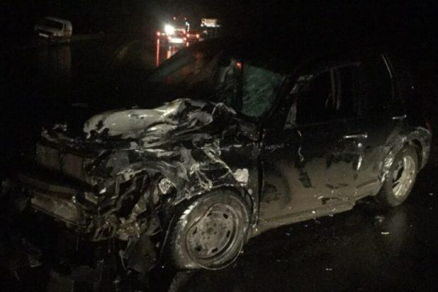 Жуткое ДТП под Инкерманом: ВАЗ буквально разорвало