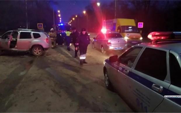 Утреннее ДТП в Керчи: погиб человек