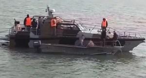 Украинские рыбаки-браконьеры вернулись из Крыма на родину