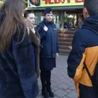 В Ялте полиция занялась подростками-прогульщиками