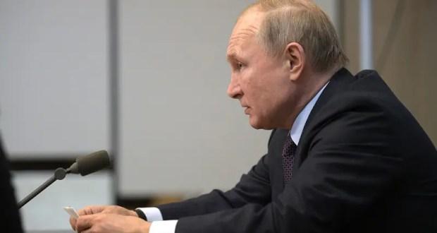 Путин подписал закон о присвоении статуса ветерана военным, служившим в ВСУ в Крыму и Севастополе
