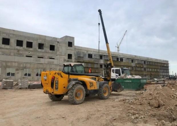 Правительство Севастополя школу в бухте Казачья обещает ввести в эксплуатацию в 2020 году