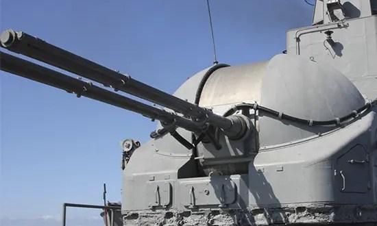 На кораблях Черноморского флота прошло учение по экстренному приготовления кораблей к бою и походу