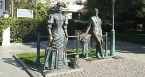 В Ялте впервые состоится променад «Дама с собачкой»
