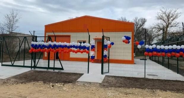 В Крыму открыли две станции «Скорой помощи»