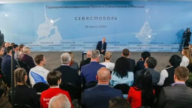 О чем общественность Крыма и Севастополя спрашивала и просила Владимира Путина. Подробно