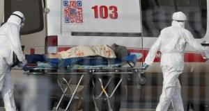 В России за сутки выявили 163 случая заражения COVID-19