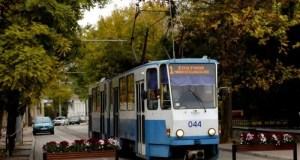 В Евпатории с 31 марта останавливаются трамваи