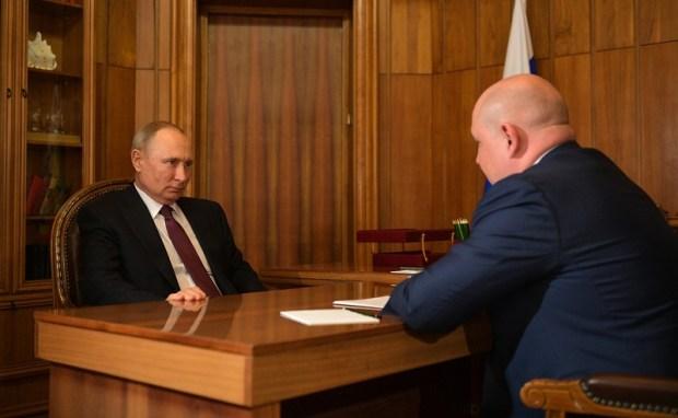 Владимир Путин встретился с Михаилом Развожаевым. О чем говорили Президент России и врио губернатора Севастополя